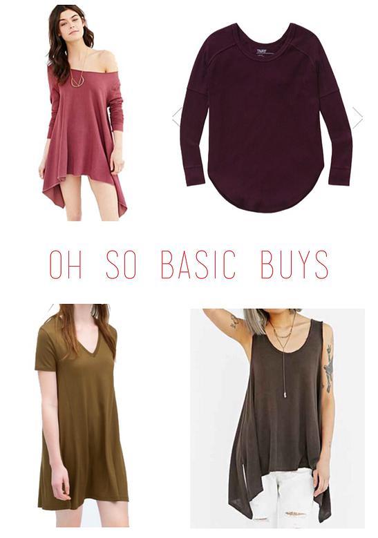 4 Basic Buys